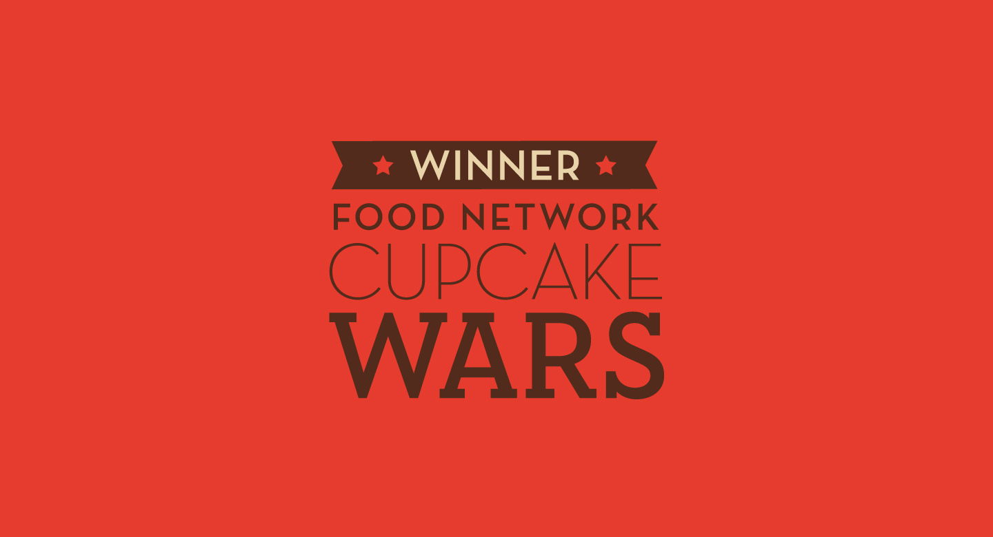 Jones Bros. Cupcakes winner of cupcake wars on the Food Network