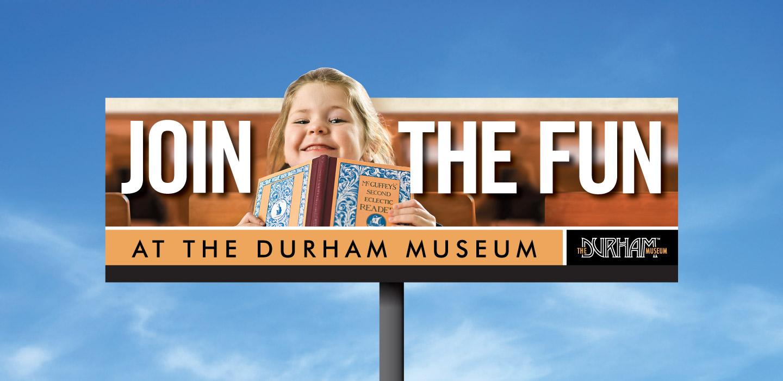 The Durham Museum Branding