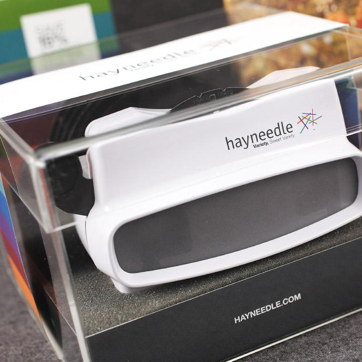 Custom viewfinder promotional item for Hayneedle
