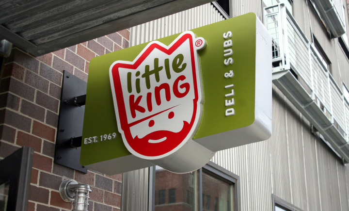 Featured image for Little King