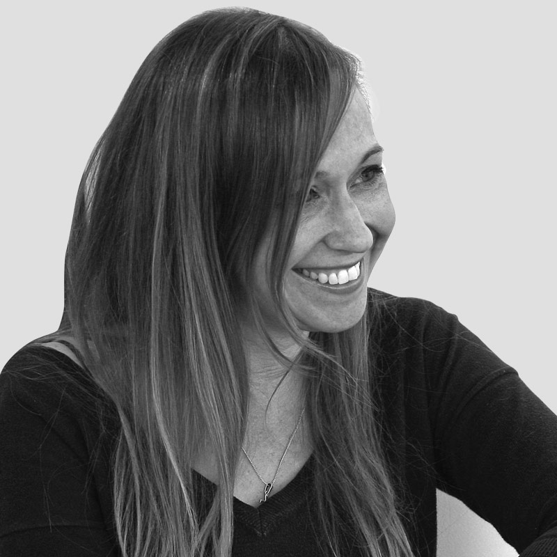 A headshot of Lisa Healy