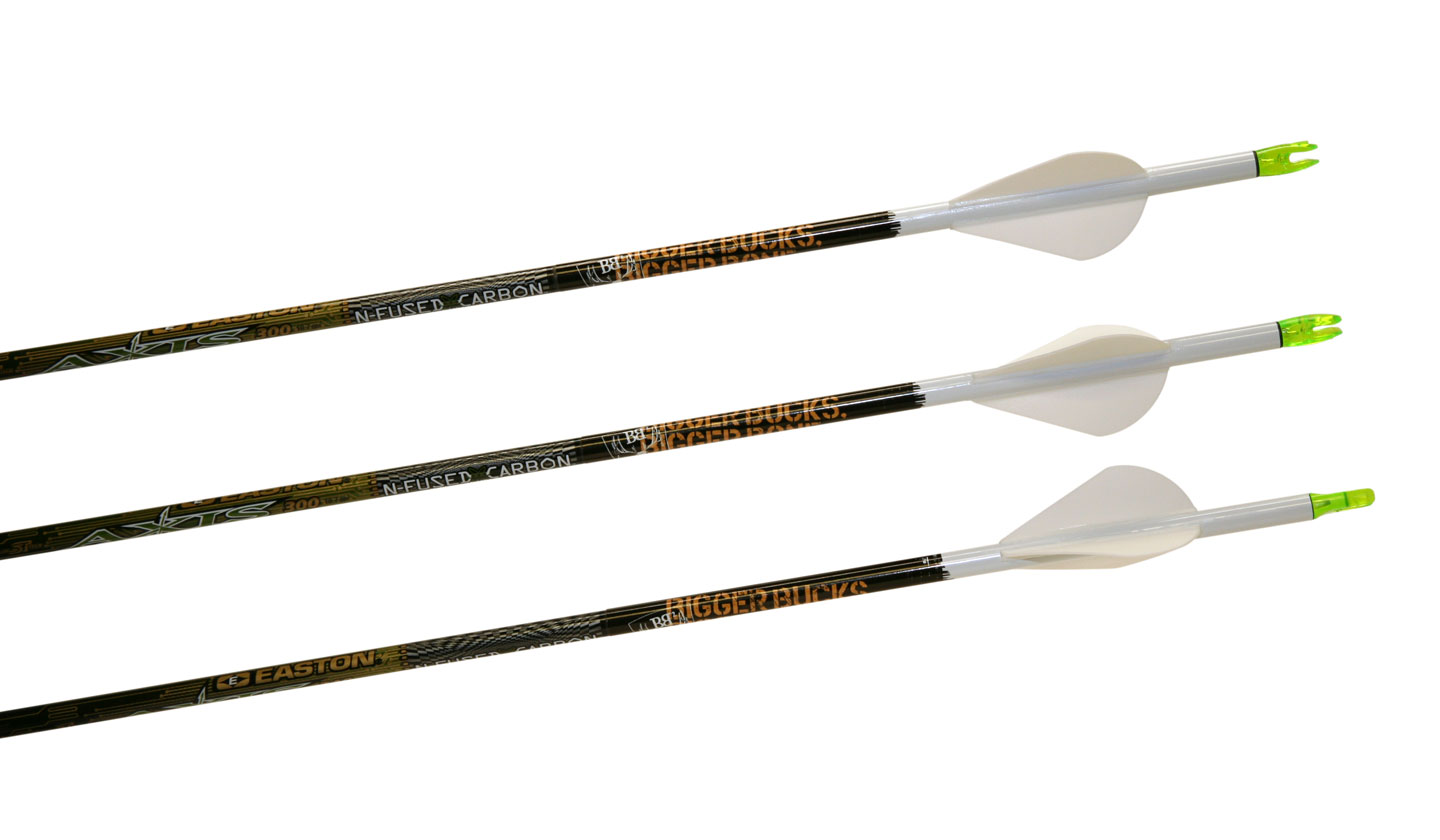 Big and J Industries arrows
