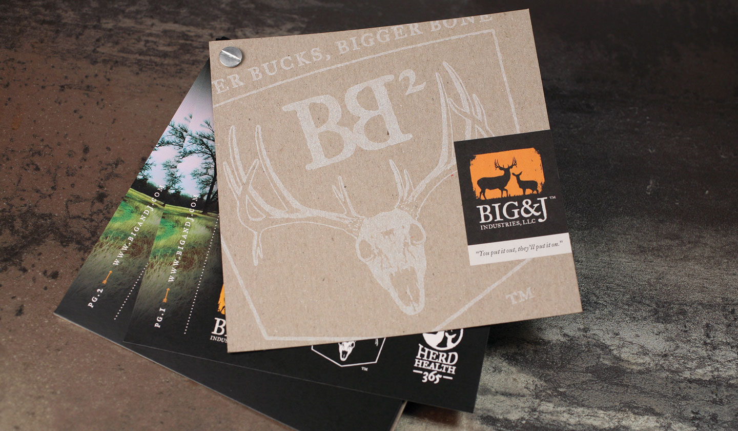 Big and J Industries square brochure