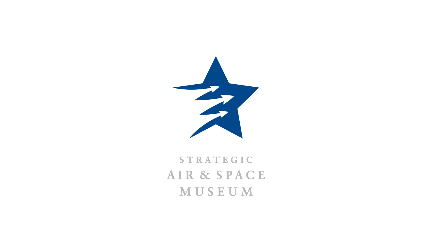Strategic Air and Space Museum logo