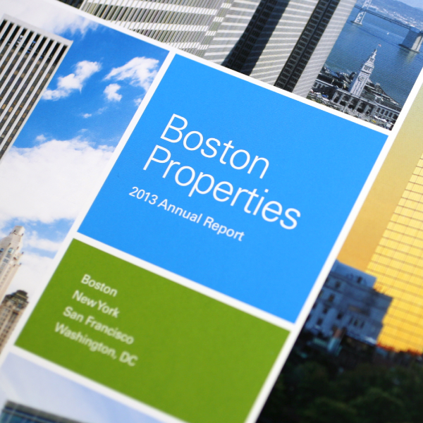 Boston Properties Annual Report