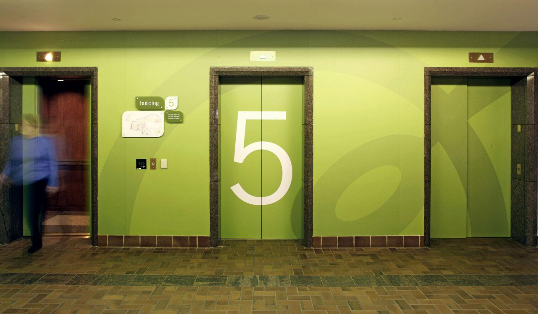 ConAgra Foods Elevator building five