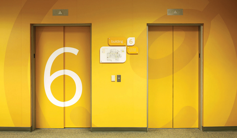 ConAgra Foods Elevator building six