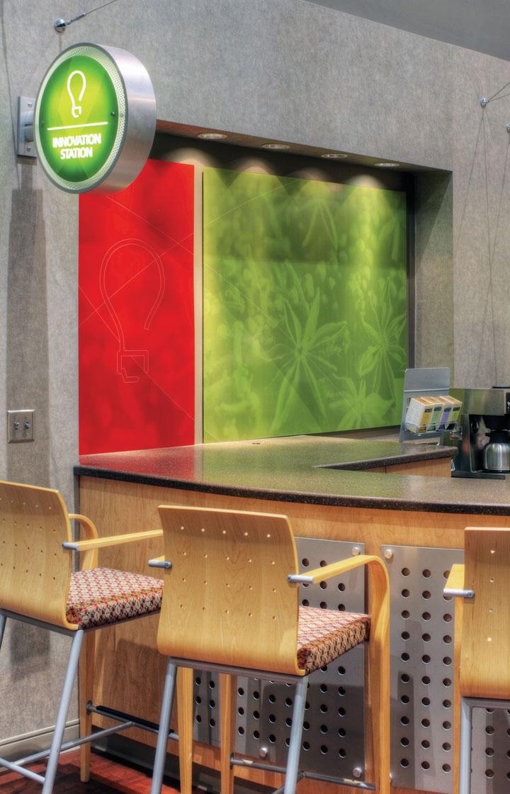ConAgra Foods RQI coffee bar