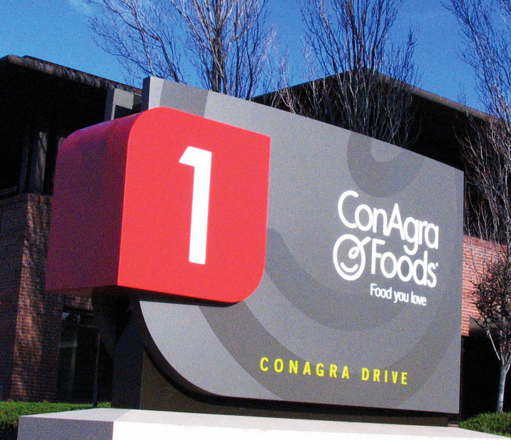 ConAgra Foods Building 1