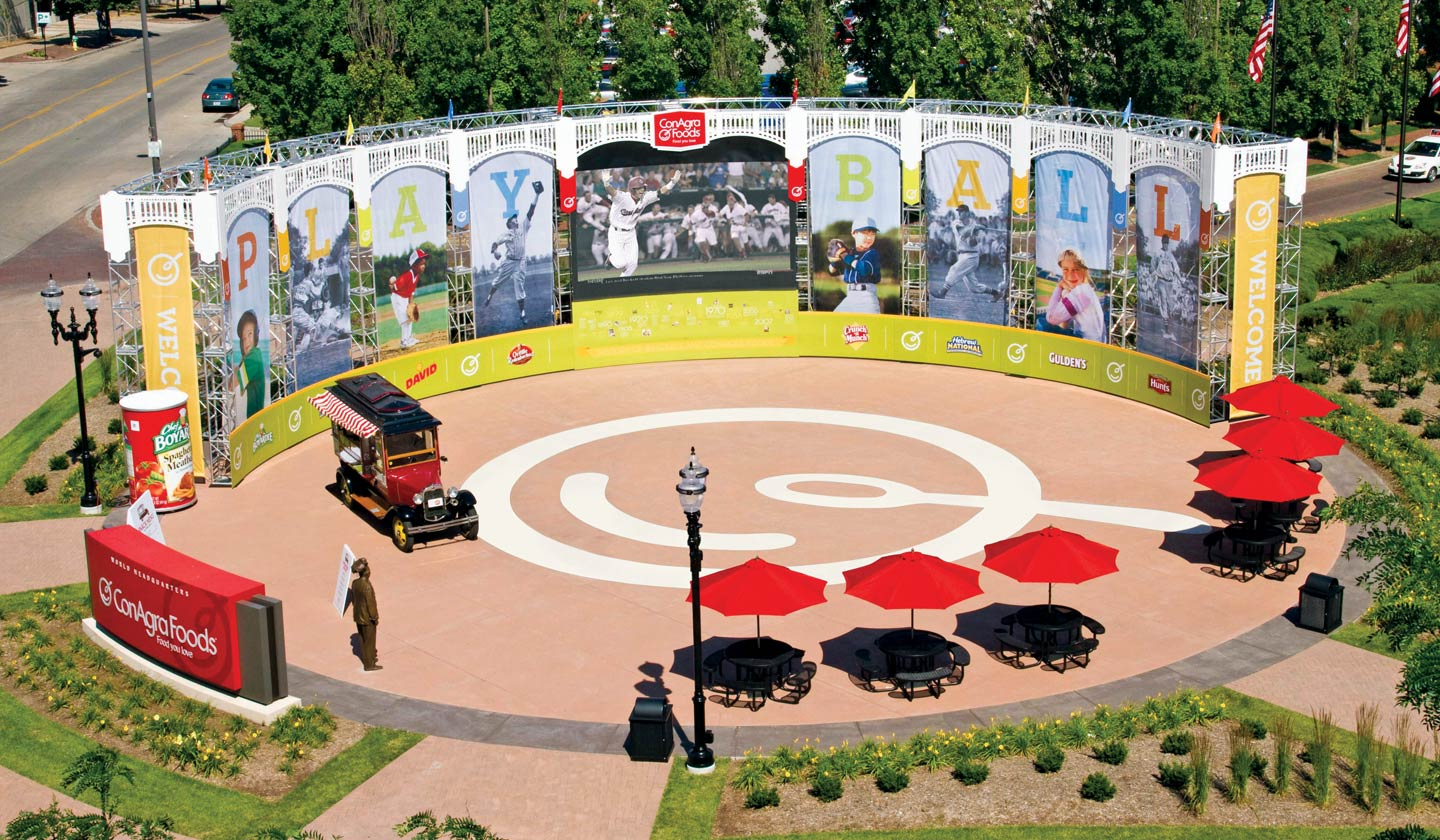 ConAgra Foods Play Ball Plaza