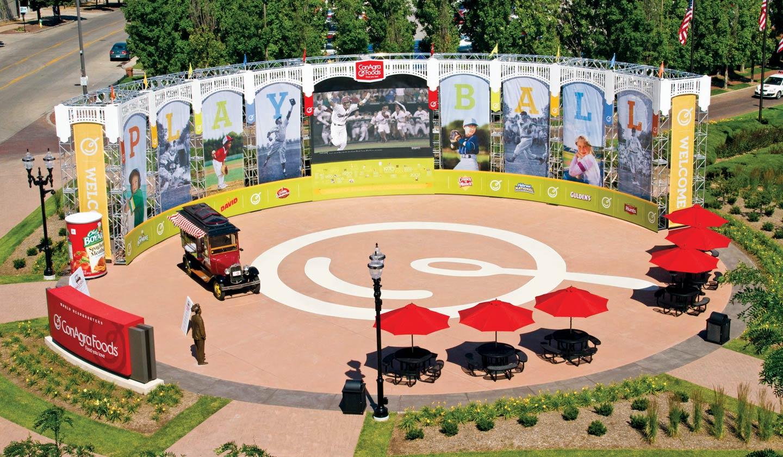 ConAgra Foods Play Ball Plaza