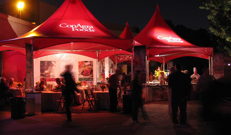 ConAgra Foods, Food and Wine Event
