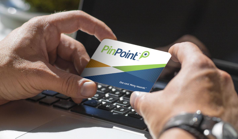 PinPoint Membership Card