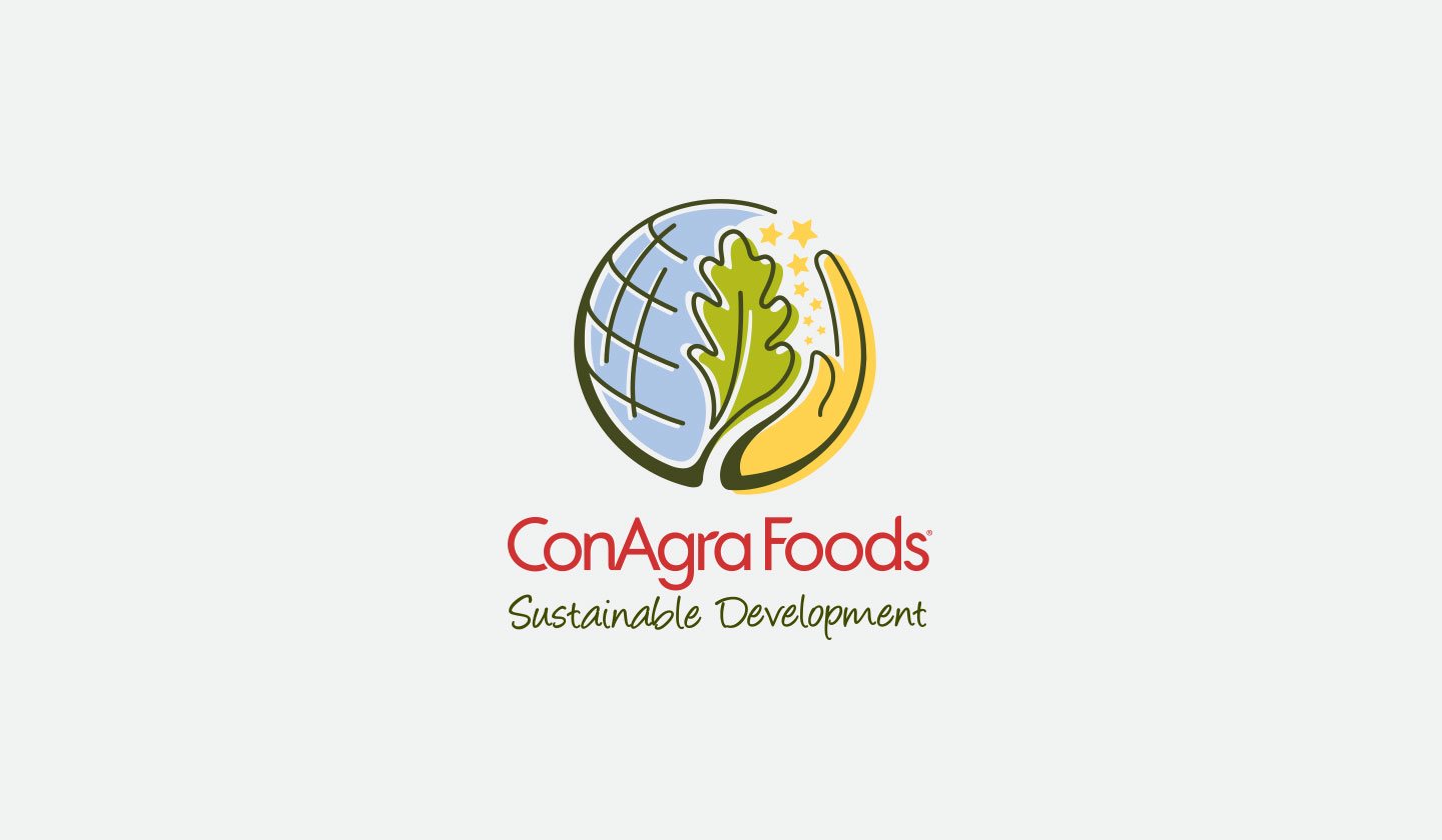 ConAgra Foods Sustainable Development Logo