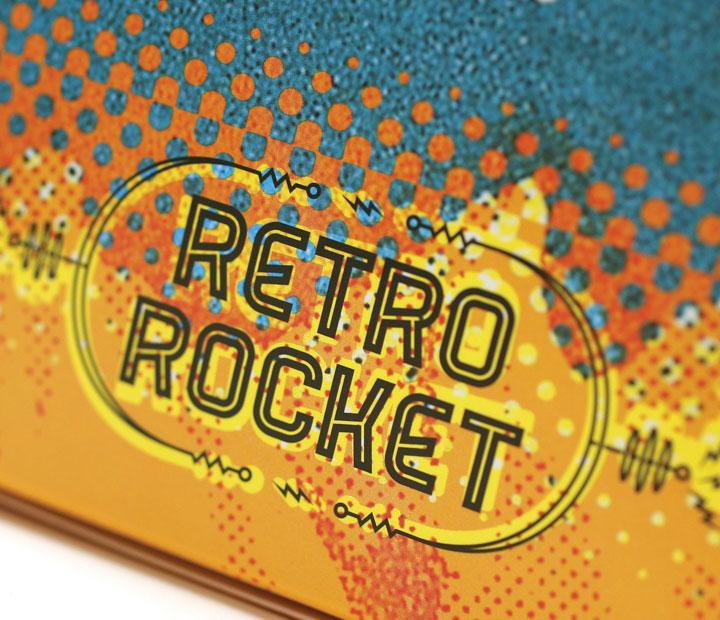 Webster Retro Rocket type