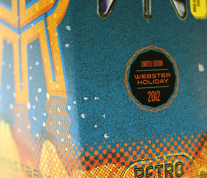 Webster Retro Rocket limited edition