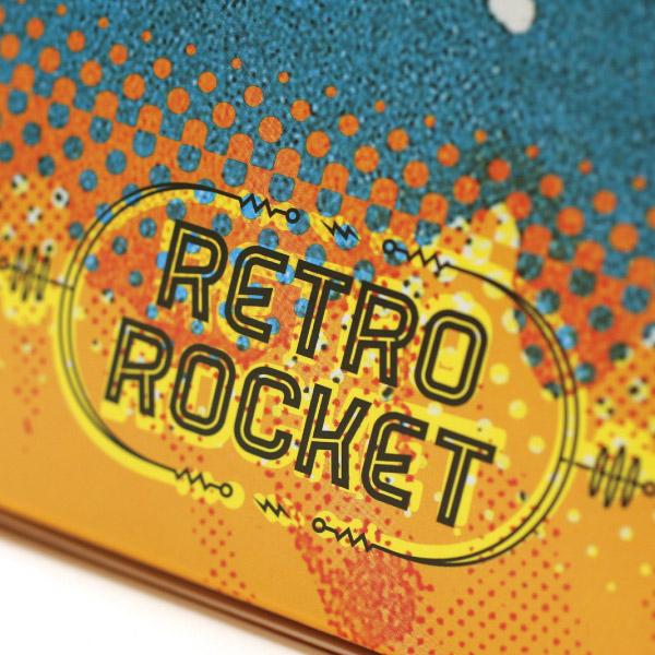 Webster Retro Rocket