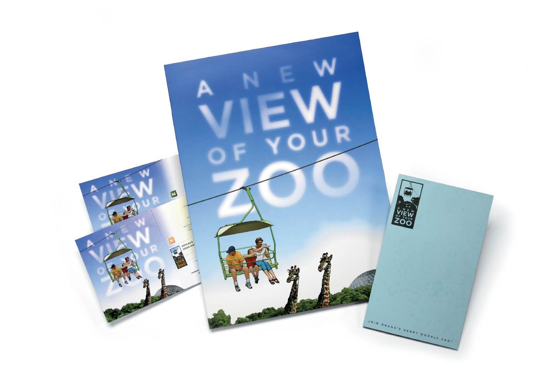 Omaha's Henry Doorly Zoo Skyfari Materials
