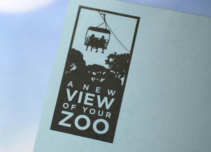 Omaha's Henry Doorly Zoo Skyfari logo