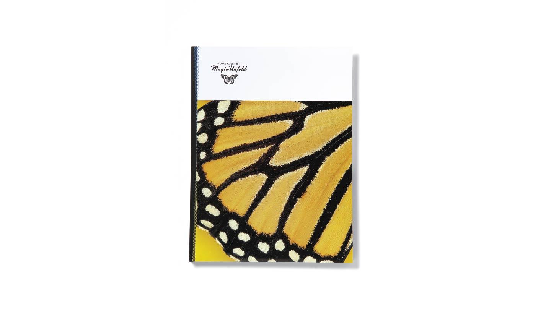 Omaha's Henry Doorly Zoo Butterfly Pavilion pocket folder