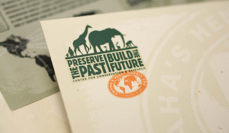 Omaha's Henry Doorly Zoo Conservation Logo