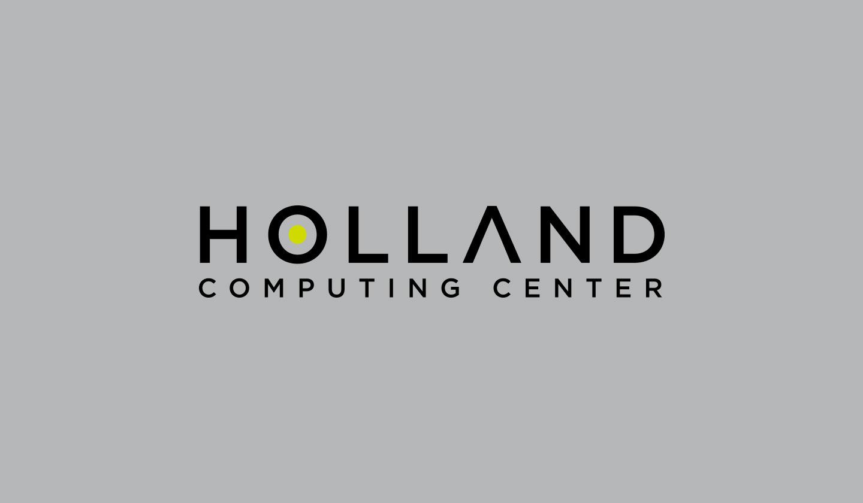 Holland Computing Center Logo