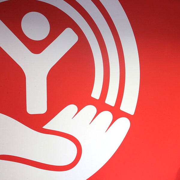 United Way of the Midlands Wall Graphic