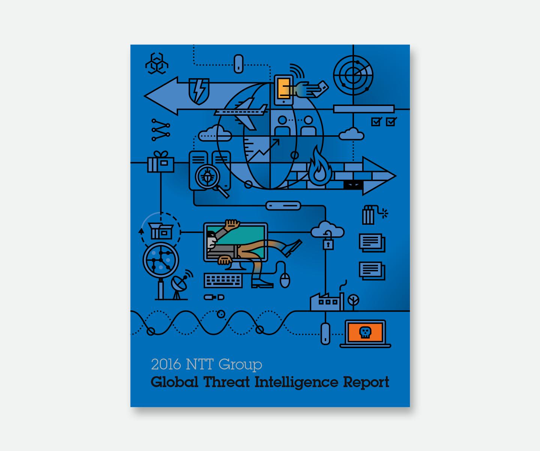 NTT Group Security GTIR Cover