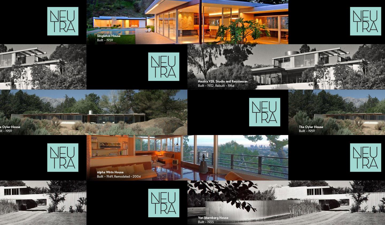 Neutra Website Banners