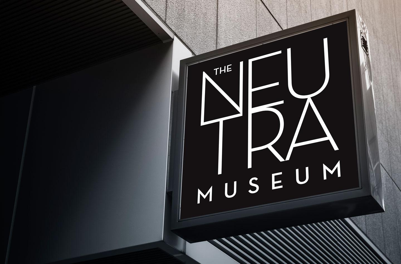 Neutra Signage