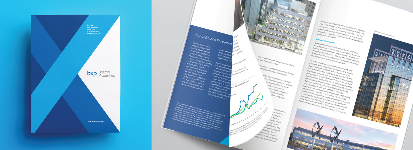 Boston Properties 2016 Annual Report