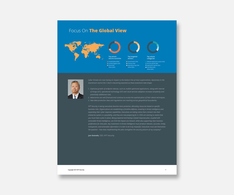NTT Security GTIR Global Page