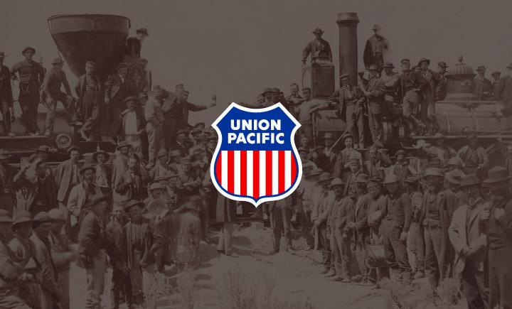 Union Pacific 150 Website