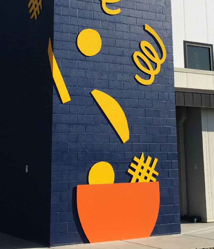 Lamb Weston Entrance Potato Graphics