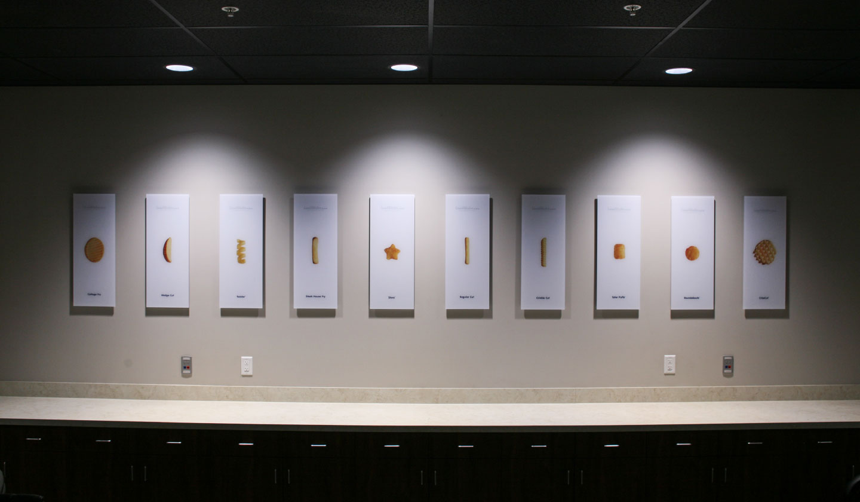 Lamb Weston Conference Room Fry Gallery