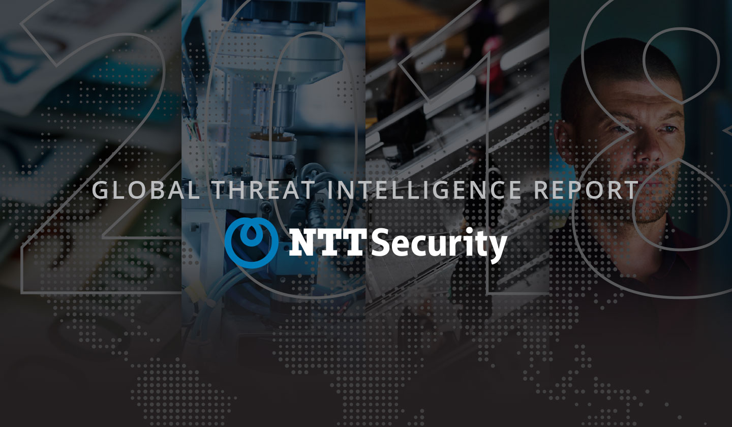 NTT Security Global Threat Intelligence Report