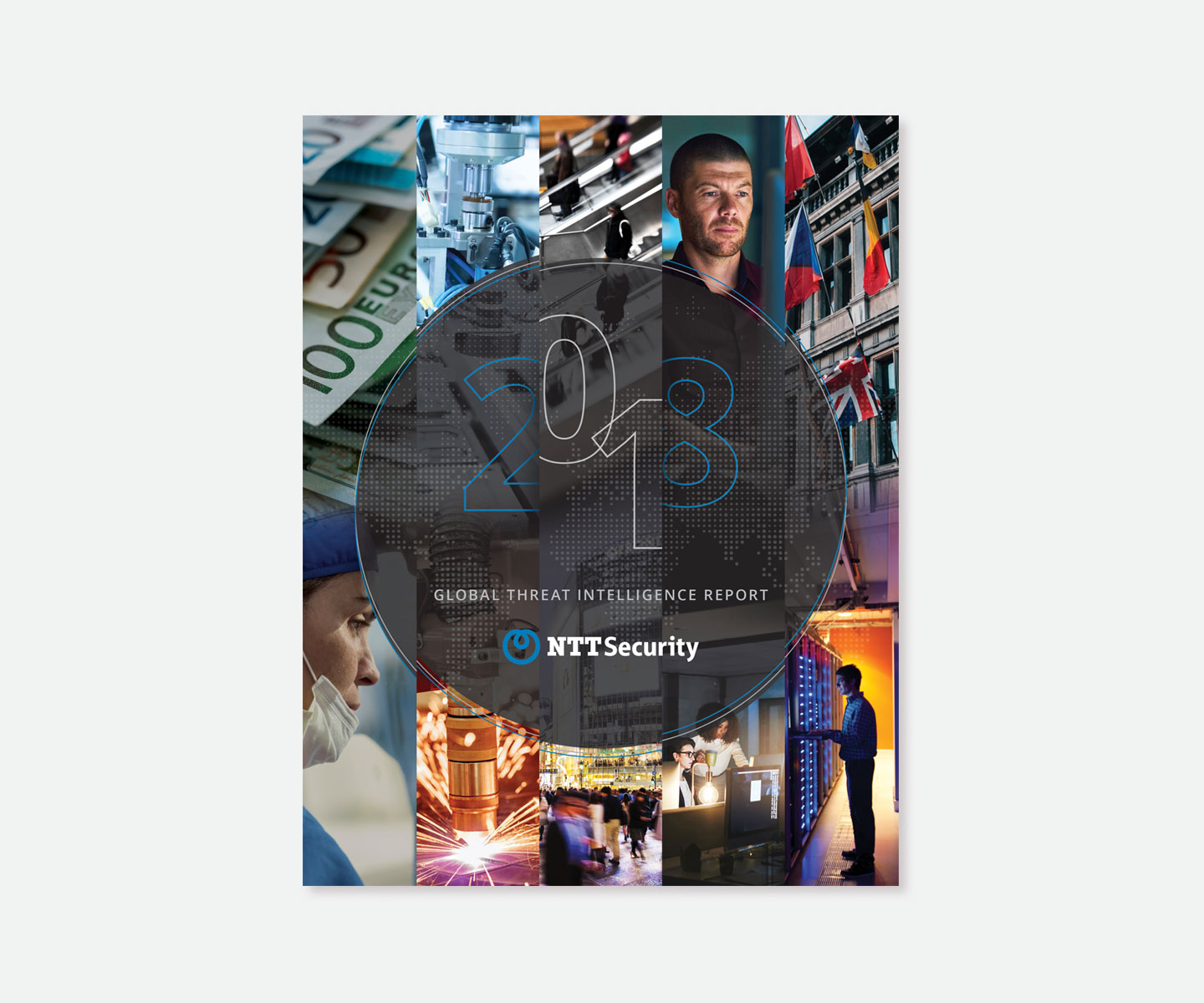 NTT Security Global Threat Intelligence Report Cover