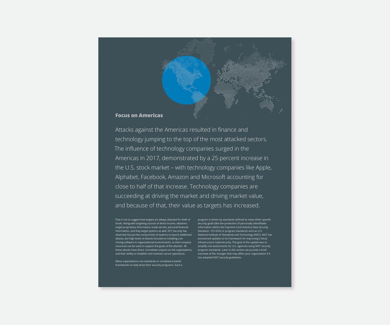 NTT Security Global Threat Intelligence Report Americas