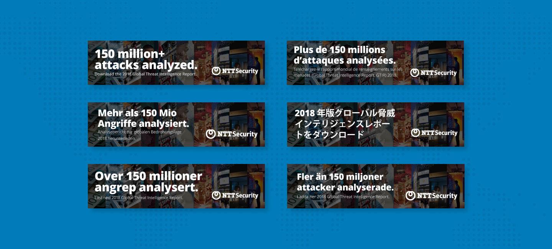 NTT Security Global Threat Intelligence Social Media Languages